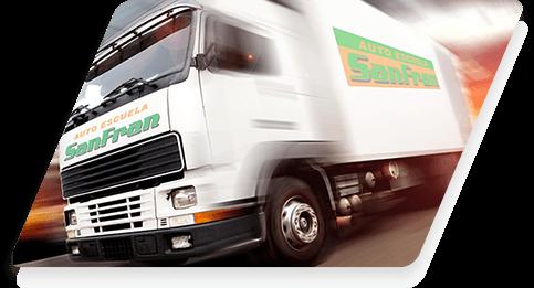 Curso permiso tipo C para camión