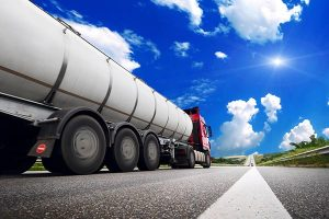 Camión cisterna de curso ADR de Mercancías Peligrosas