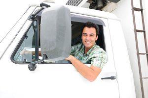 Conductor CAP en camión